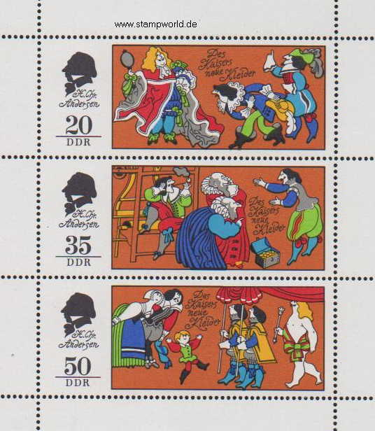 Briefmarken/Stamps Märchen