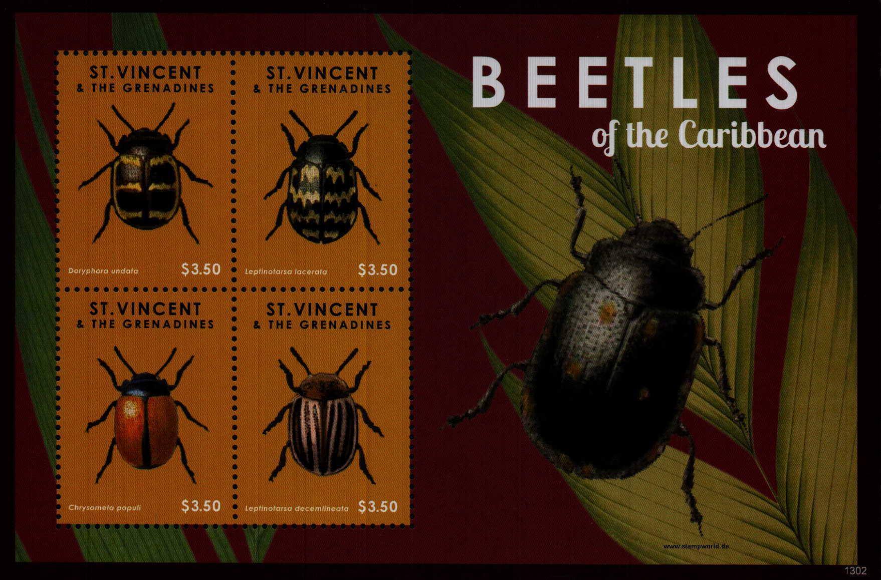 motive weltweit tiere k fer briefmarken seite 8 stampworld briefmarken online shop. Black Bedroom Furniture Sets. Home Design Ideas