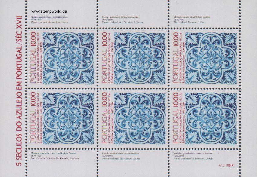 Briefmarken/Stamps Kacheln 8