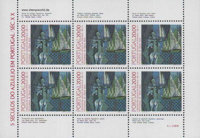 Briefmarken/Stamps Kacheln 18