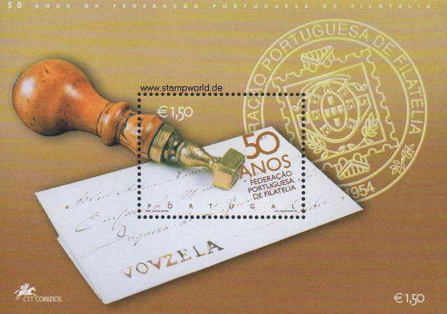 Briefmarken/Stamps 100 J. Philatelistenverband/Brief/Stempel